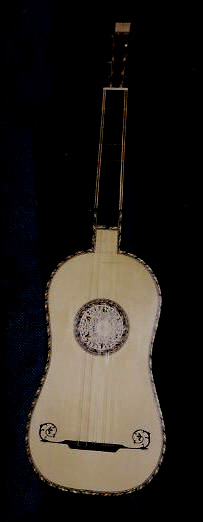 guitare melody italy 1600